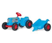 Tractor de pedales KIDDY Classic con remolque - Ítem1