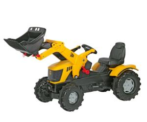 Tractor de pedales JCB 8250