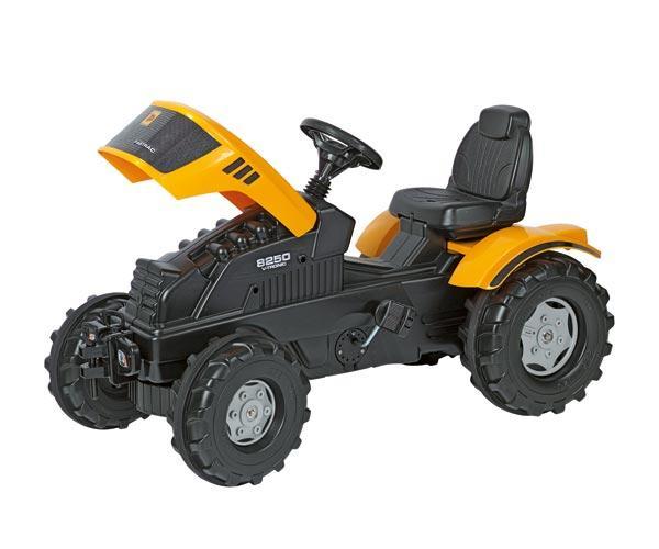 Tractor de pedales JCB 8250 - Ítem1