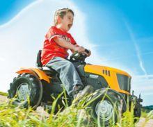 Tractor de pedales JCB 8250 - Ítem3