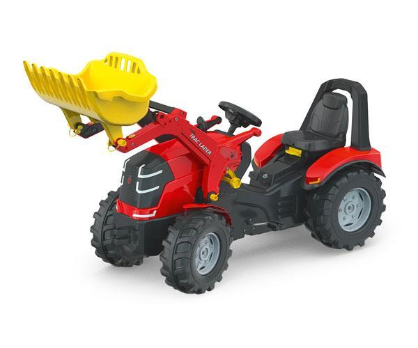 Tractor de pedales ROLLY X-Trac Premium con pala Rolly Toys 651009