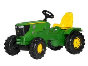 Tractor de pedales JOHN DEERE 6210 R