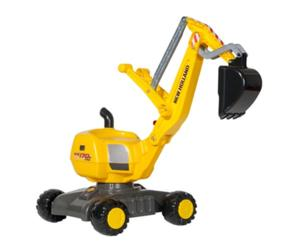 Excavadora infantil NEW HOLLAND