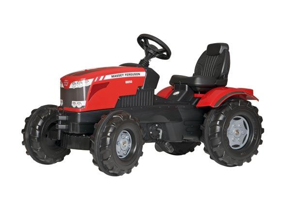 Tractor de pedales MASSEY FERGUSON 8650