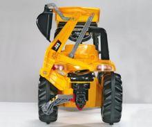 Tractor de pedales CATERPILLAR con retro y pala - Ítem3
