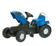 Tractor de pedales LANDINI con remolque - Ítem1