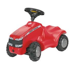 Correpasillos tractor MASSEY FERGUSON 5470 Rolly toys 132072