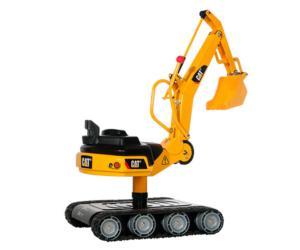 Excavadora infantil metálica CATERPILLAR Rolly Toys 513215