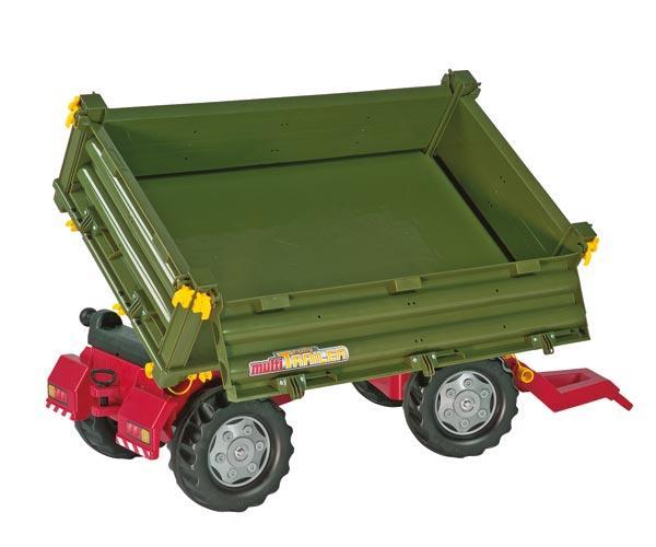 Remolque basculante Rolly Multitrailer - Ítem2