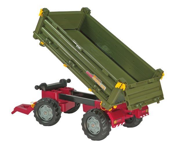Remolque basculante Rolly Multitrailer - Ítem3