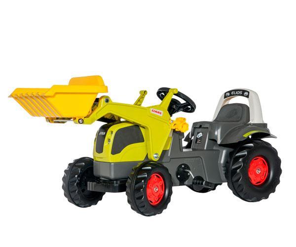 Tractor de pedales CLAAS Elios