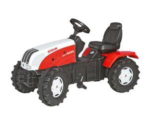 Tractor de pedales STEYR CVT 170