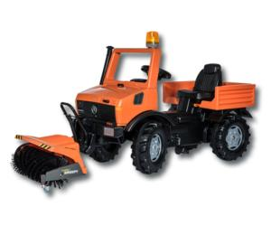 Unimog de pedales MERCEDES BENZ de servicios Rolly Toys 038190