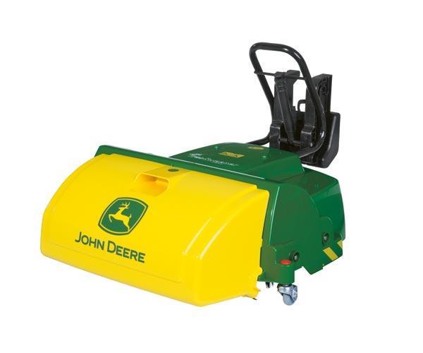 Barredora JOHN DEERE para tractores de pedales