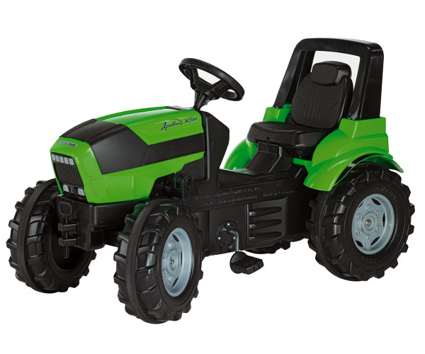 Tractor de pedales DEUTZ-FAHR Agrotron X 720 Rolly Toys 700035