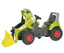 tractor de pedales claas arion 640 con pala - Ítem1
