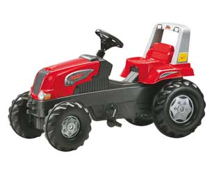 Tractor de pedales ROLLY Junior RT