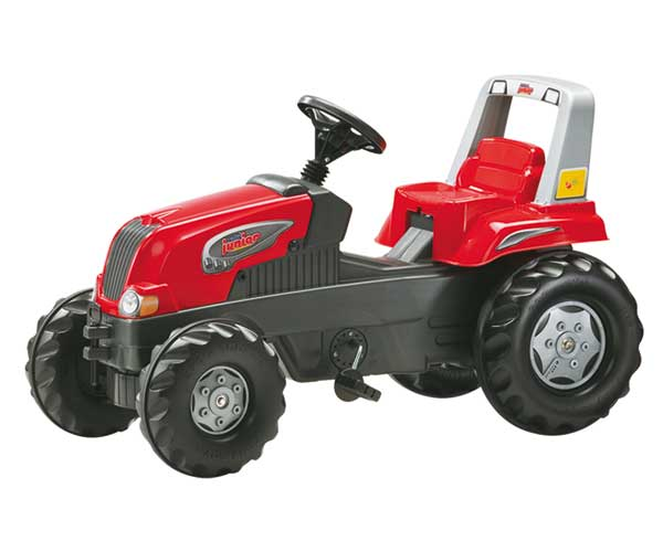 Tractor de pedales ROLLY Junior RT