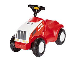Correpasillos Rolly toys tractor STEYR CVT 150