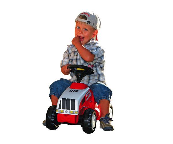 Correpasillos Rolly toys tractor STEYR CVT 150 - Ítem3
