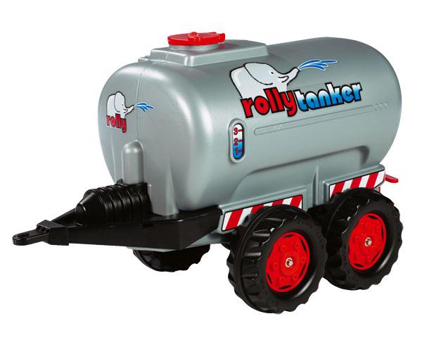 Remolque cisterna ROLLY Tanker doble eje