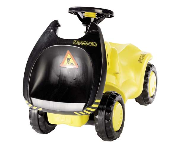 Correpasillos dumper Rolly toys Minitrac 132140 - Ítem2