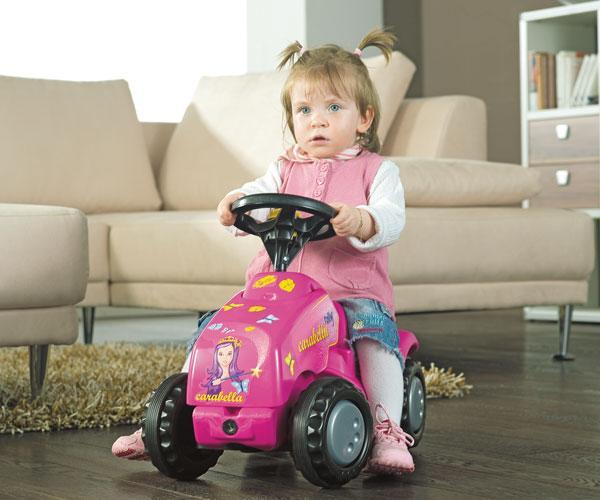 correpasillos tractor rolly toys minitrac caraberella - Ítem2