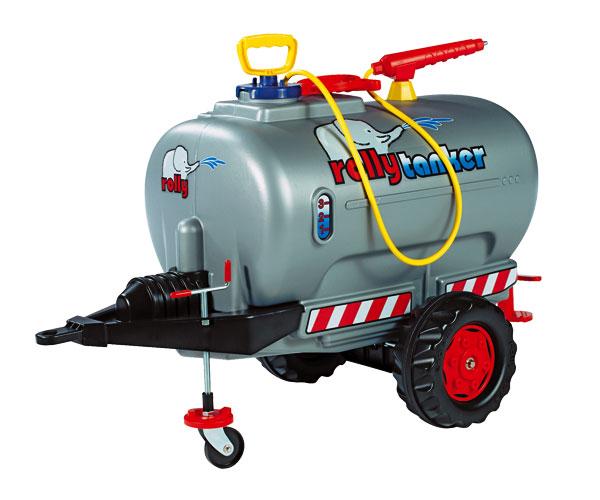 Remolque cisterna ROLLY Tanker un eje con bomba y boquilla