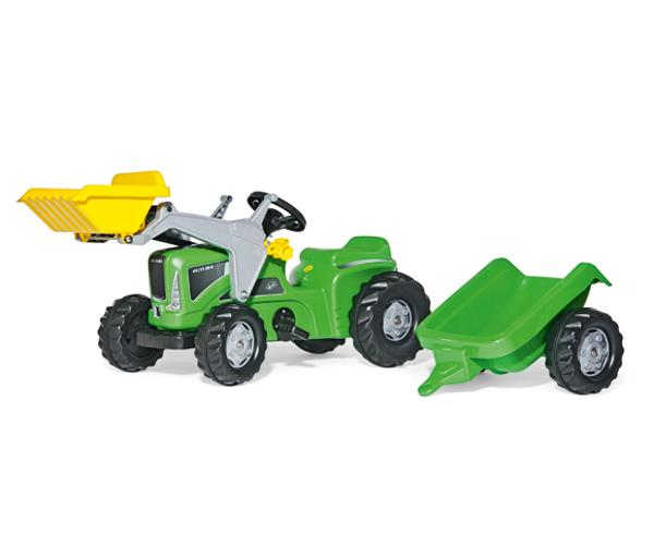 Tractor de pedales KIDDY Futura - Ítem1