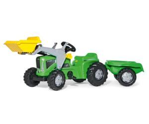 Tractor de pedales KIDDY Futura