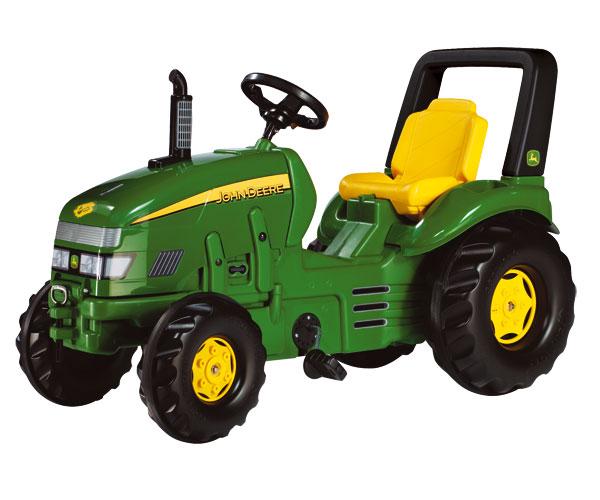 Tractor de pedales JOHN DEERE