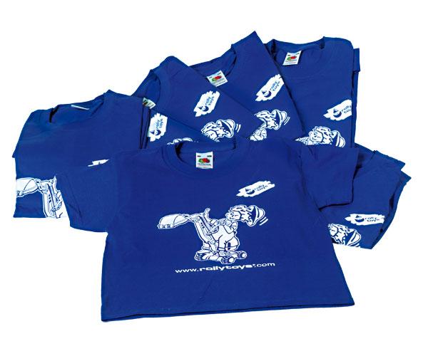 Camiseta Talla 140