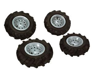 Neumáticos goma para tractores de pedales