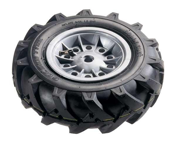 Neumáticos goma para tractores de pedales - Ítem2