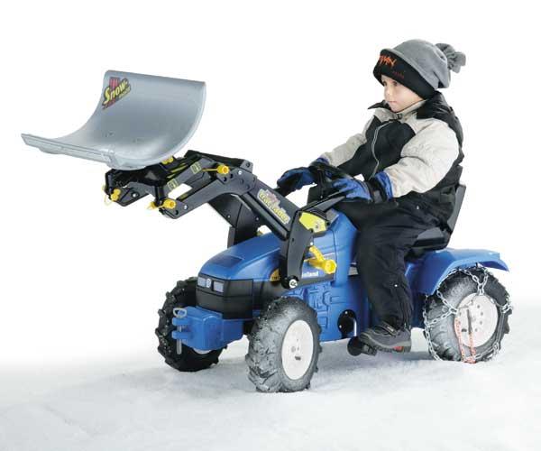 Quitanieves para tractores de pedales - Ítem3