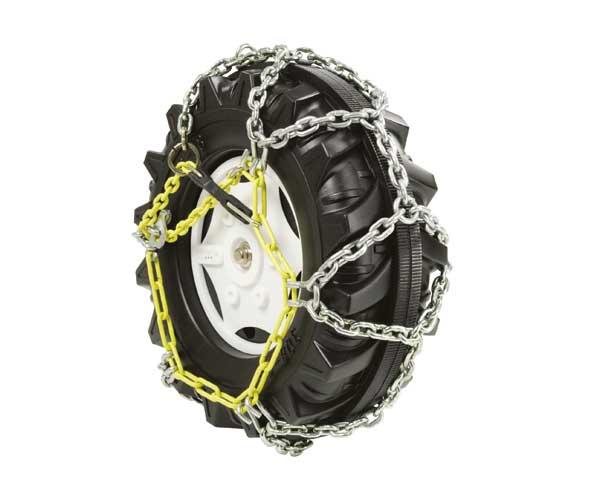 Cadenas de nieve para neumáticos de tractores de pedales - Ítem2