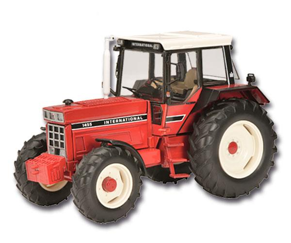 Replica tractor INTERNATIONAL 1455