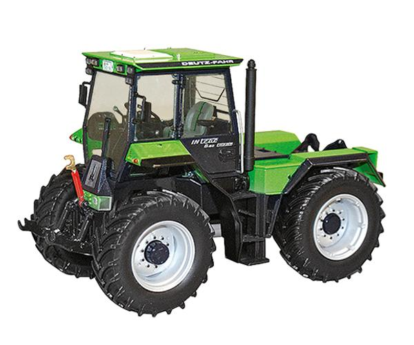 SCHUCO 1:32 Tractor DEUTZ-FAHR In-Trac 6.60 Turbo
