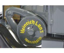 Replica tractor LANZ Eilbulldog gris - Ítem2