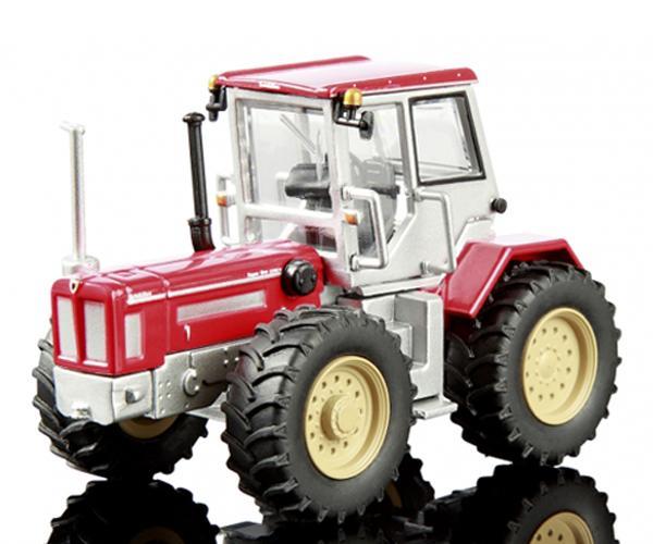 Miniatura tractor SCHLÜTER Super Trac - Ítem1