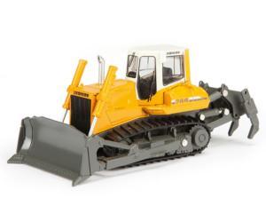 Miniatura excavadora niveladora LIEBHERR Schuco 452589200