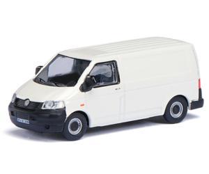 Miniatura furgoneta VW T5