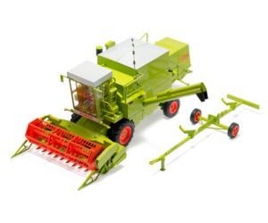 Replica cosechadora CLAAS Dominator 85
