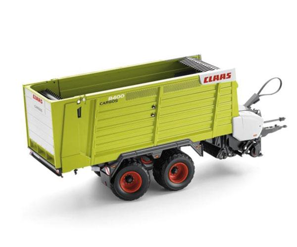 Replica remolque CLAAS cargo 8400 2 ejes usk 30020 - Ítem1