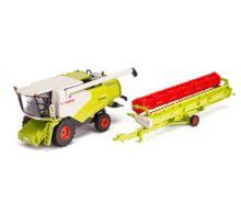 Miniatura cosechadora CLAAS Tucano 560 USK 30024 - Ítem2