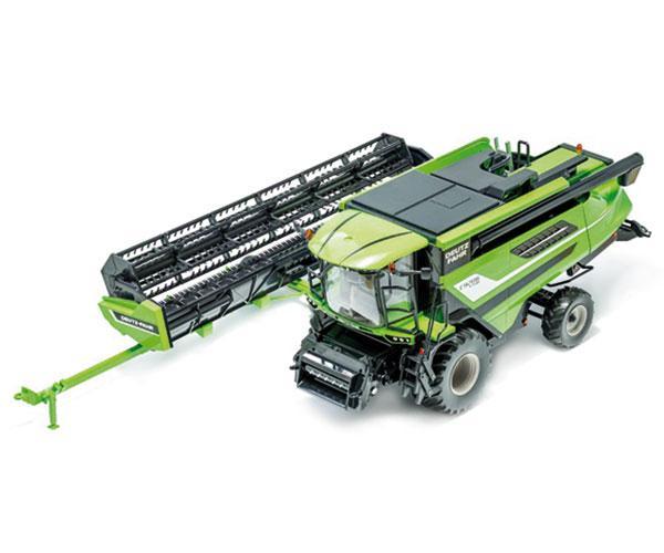 Replica cosechadora DEUTZ-FAHR 9206 usk 31006