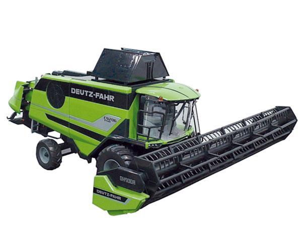 Replica cosechadora DEUTZ-FAHR 9206 usk 31006 - Ítem3