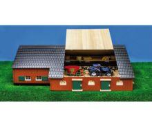 Granja y almacén para miniaturas a escala 1:32 Kids Globe Farming 610111 - Ítem1