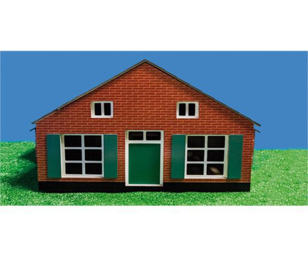 Granja y almacén para miniaturas a escala 1:32 Kids Globe Farming 610111 - Ítem2