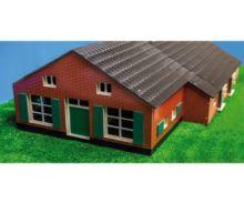 Granja y almacén para miniaturas a escala 1:32 Kids Globe Farming 610111 - Ítem3